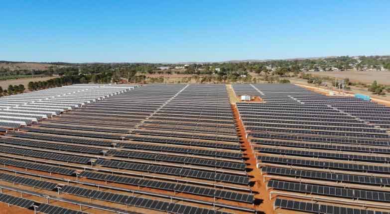 peterborough solar farm