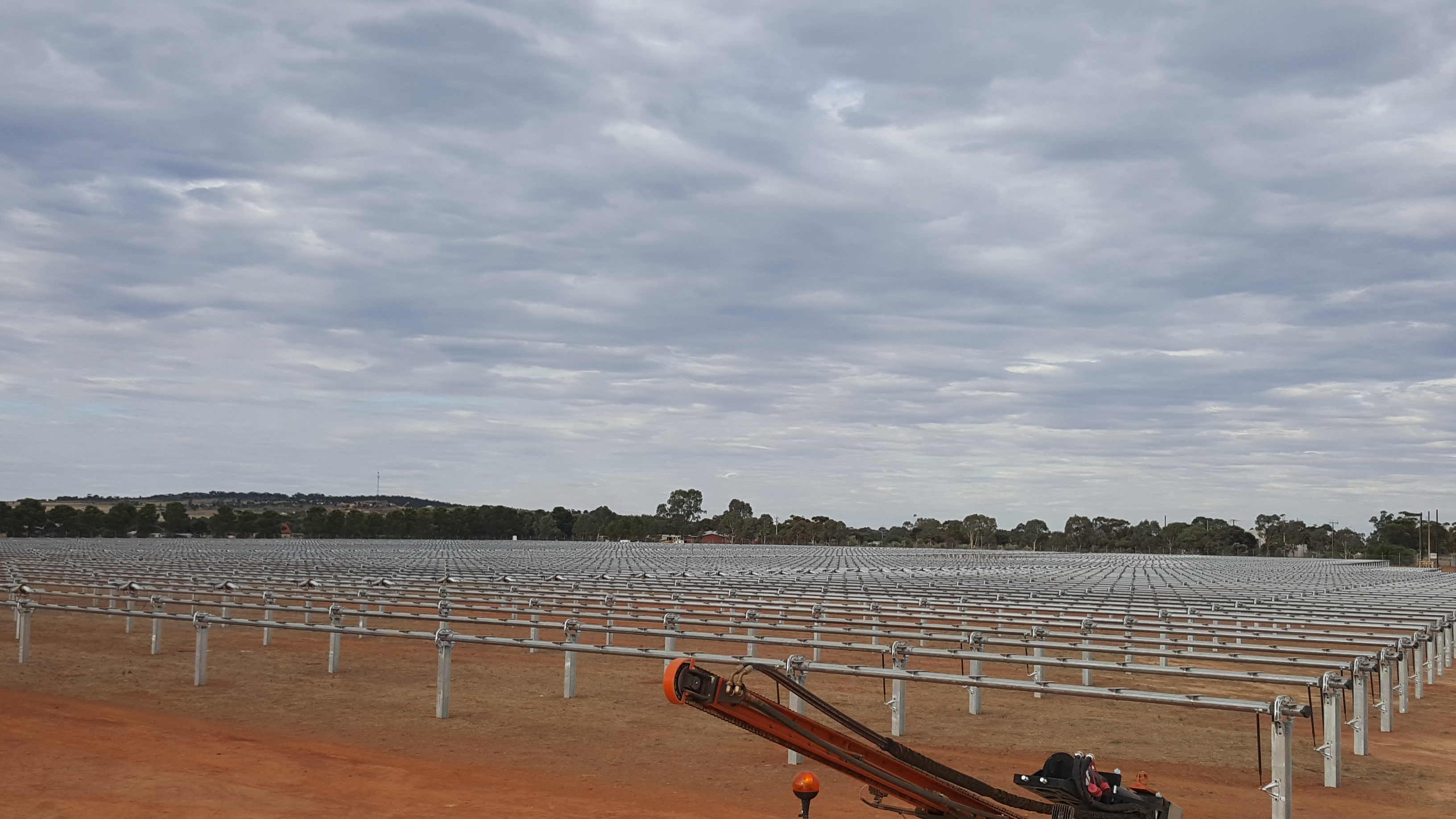 solar project Peterborough