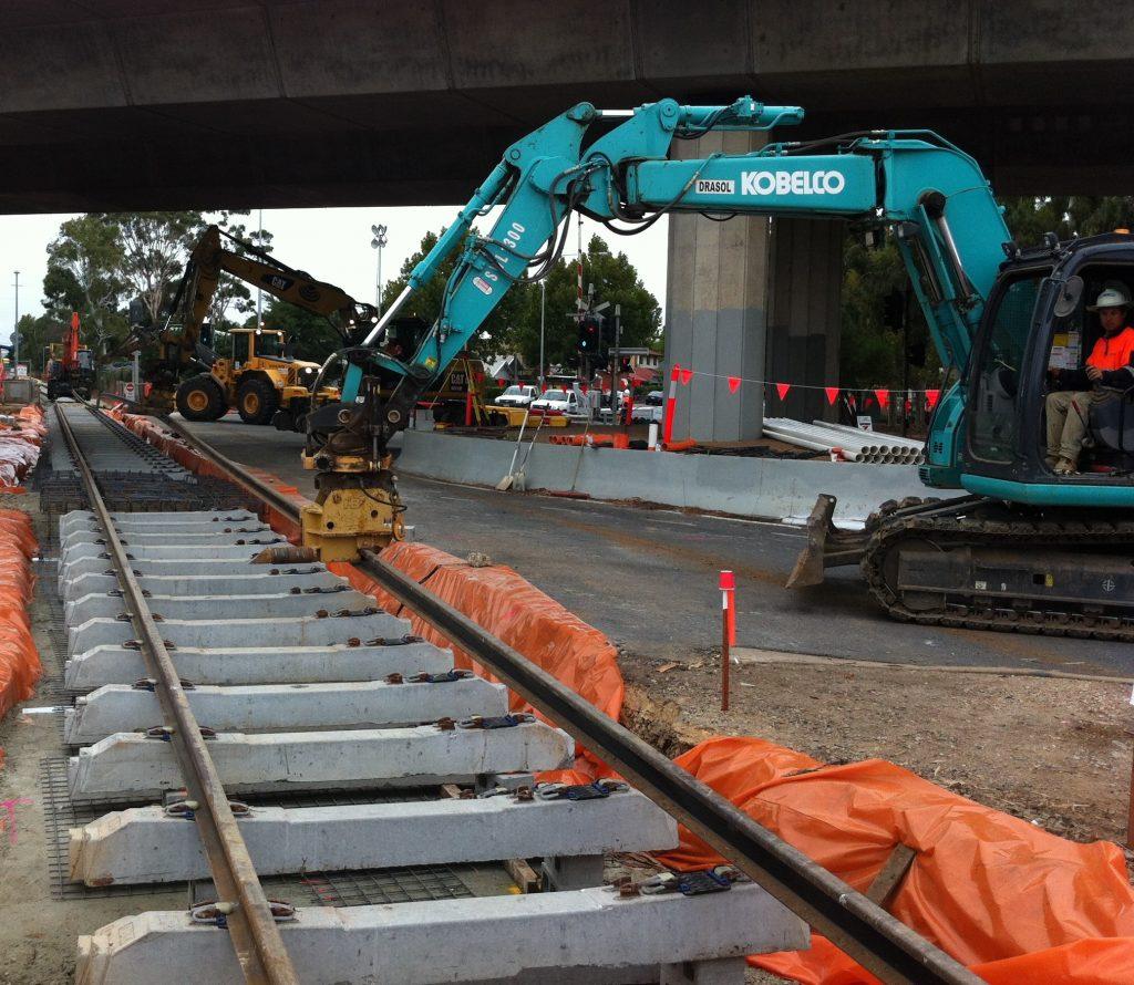 DRASOL Rail Projects Fact Sheet 2019