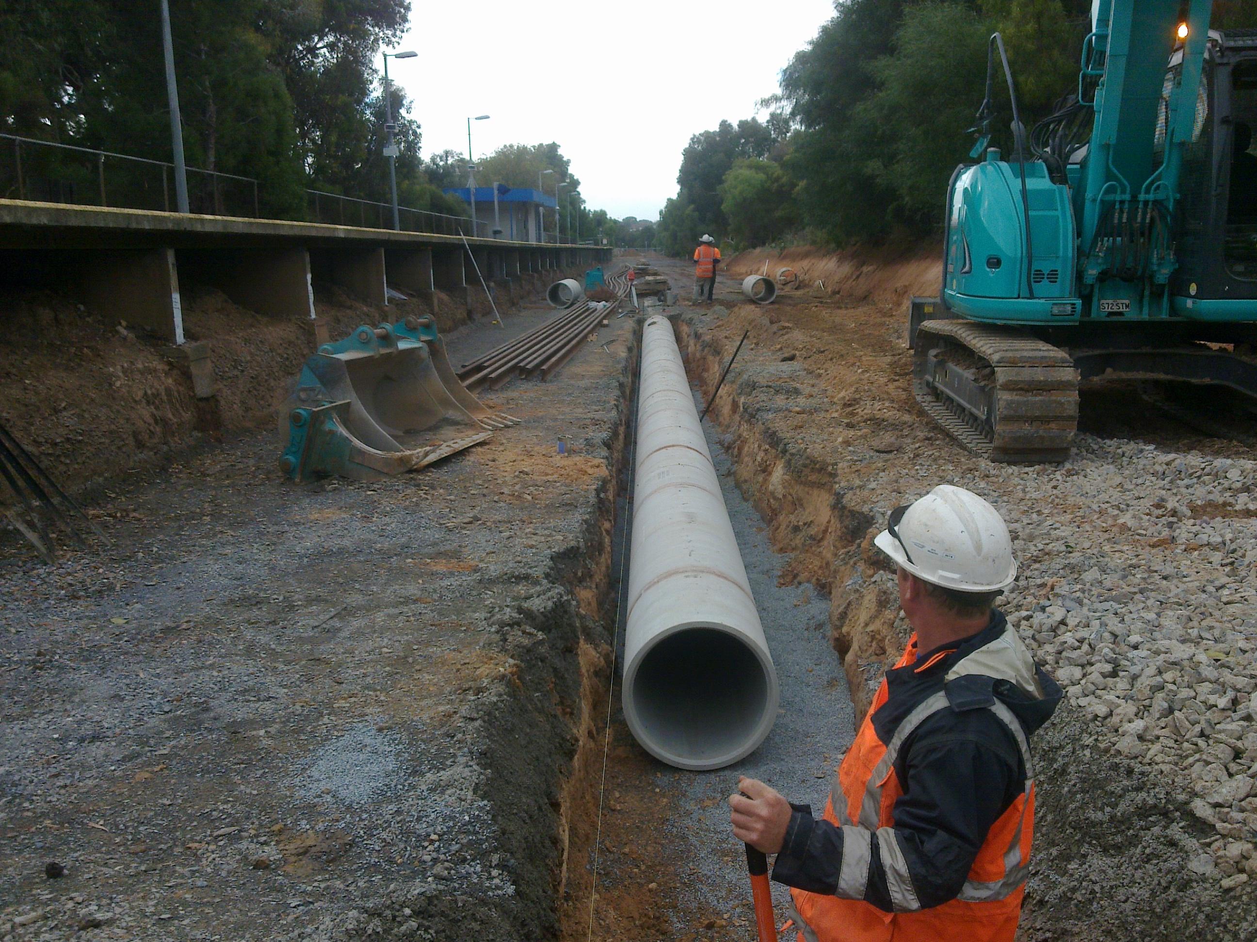 Adel Metro Rail Revitalisation (Tracksure) 12052011894