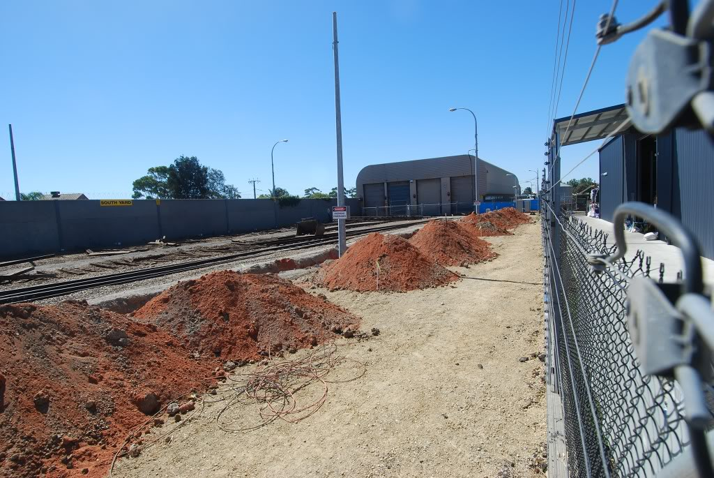 Adelaide's Glengowrie Depot
