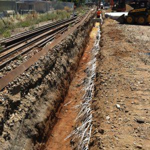 Australian Rail project