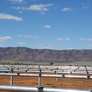 Solar in country Australia