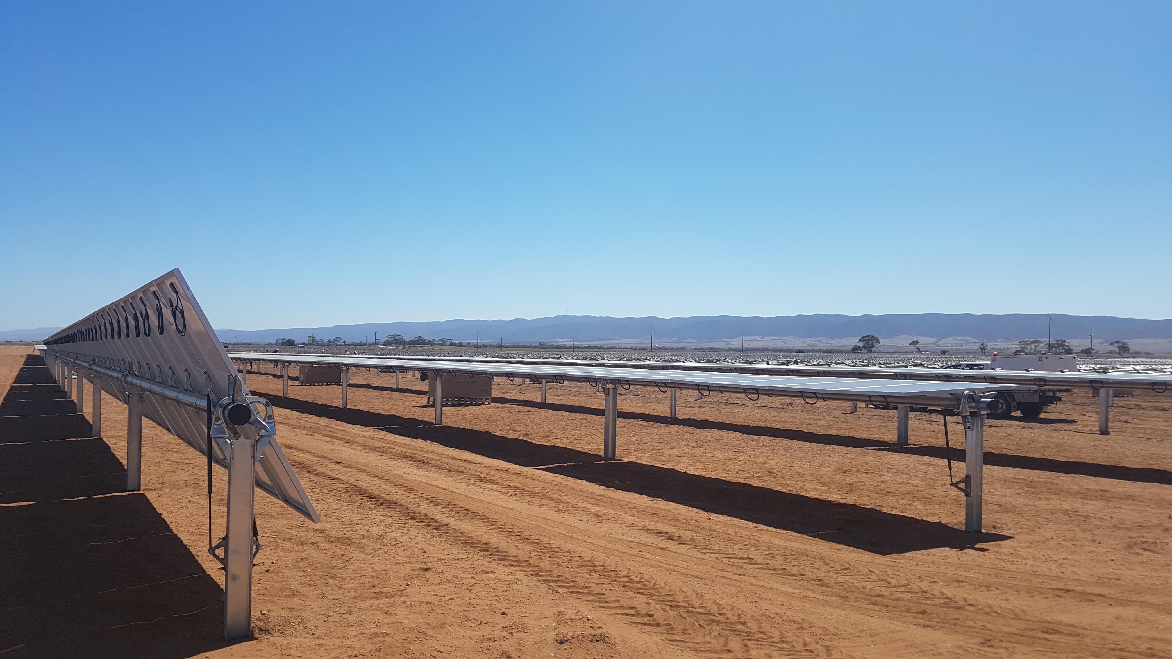 tilt solar panels