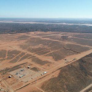 South Australian drone shot