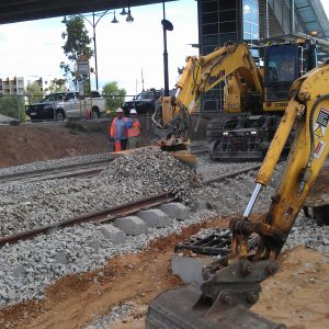 rail projects Australia