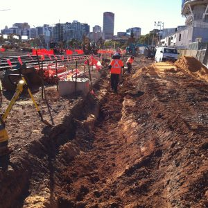 city excavation projects
