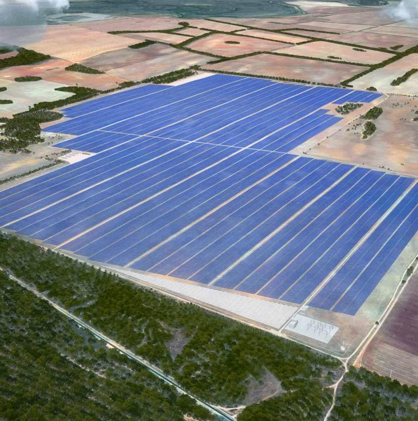 sunraysia solar farm